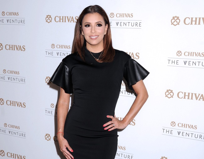 Eva Longoria: I am the luckiest human being alive