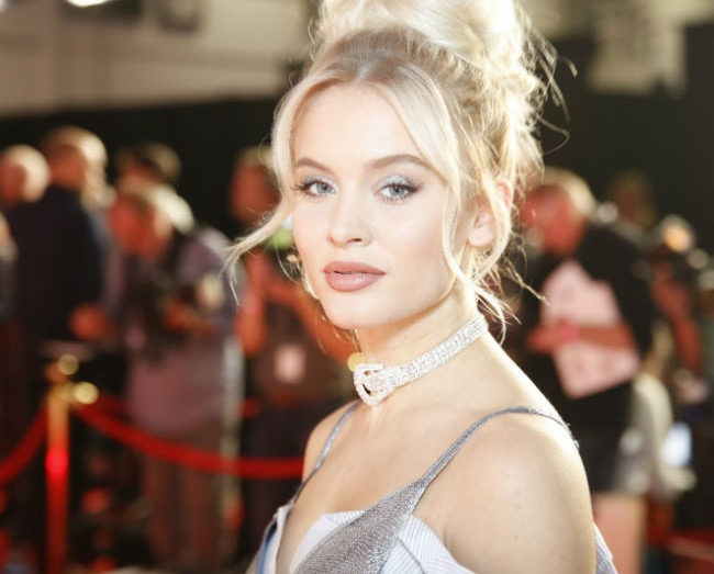 Zara Larsson has discovered her biggest fan