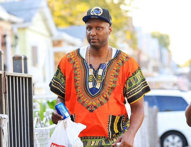 Lamar Odom is ready to leave rehab