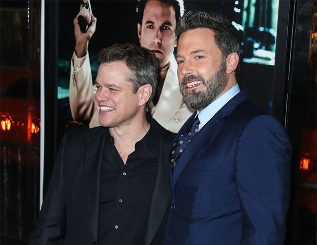 Ben Affleck reflects on his friendship with Matt Damon