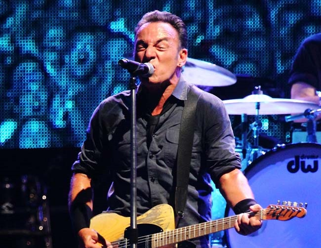 Bruce Springsteen opens up about ongoing depression