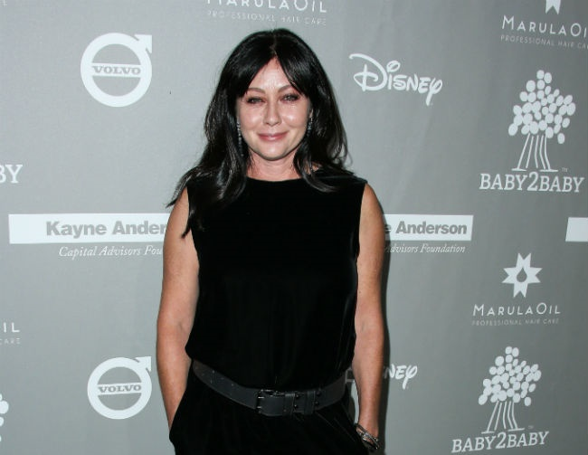 Shannen Doherty sends powerful message to Michael Bublé's family