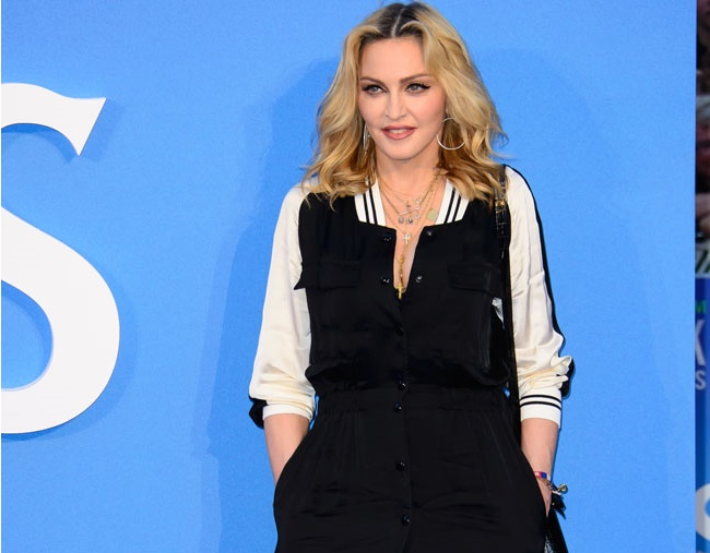Madonna extends her support to Kim Kardashian West