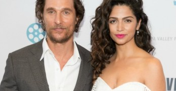 Matthew McConaughey is still scared of his mother