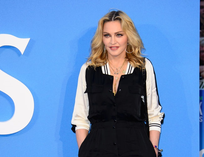 Madonna admits her ego is out of control