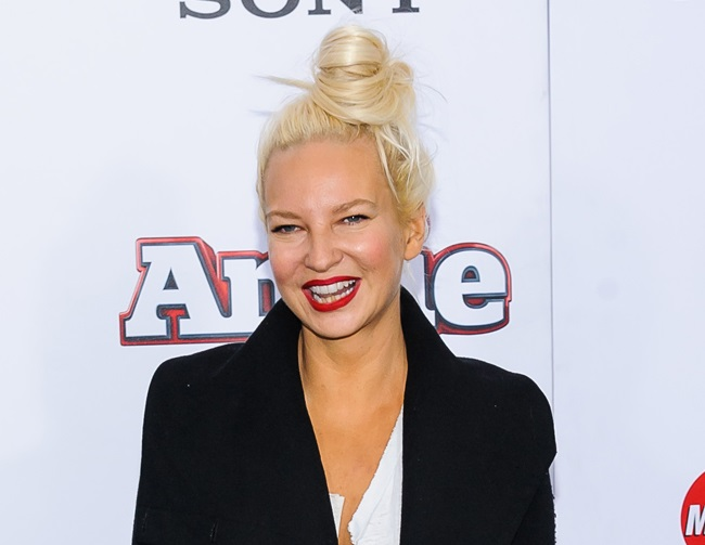 Sia and Erik Anders Lang split