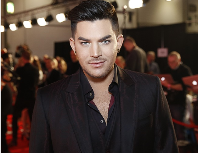 "Adam Lambert says Brian May is ""in a really good place"""