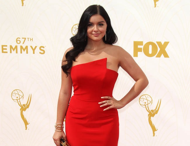 Ariel Winter thanks Sofia Vergara for boosting her confidence