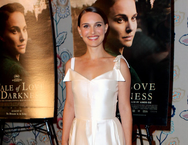 Natalie Portman encourages women to stick together