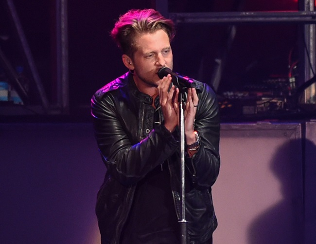 Ryan Tedder has a disturbing, recurring nightmare