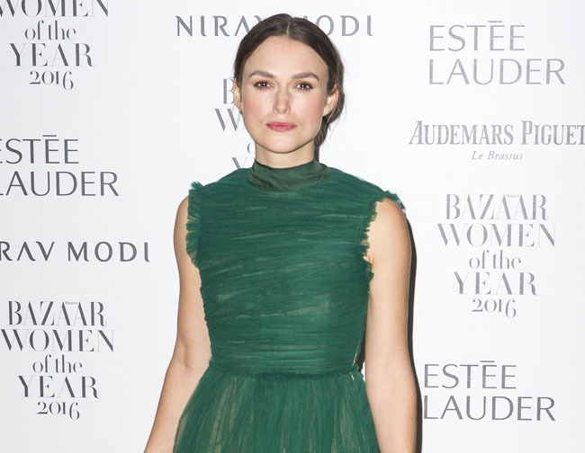 Keira Knightley admits a lot of people hate her