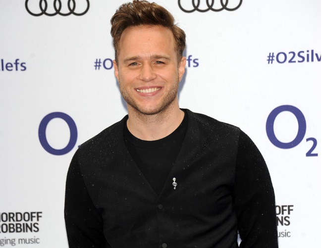 Olly Murs says he's too famous to go to the movies
