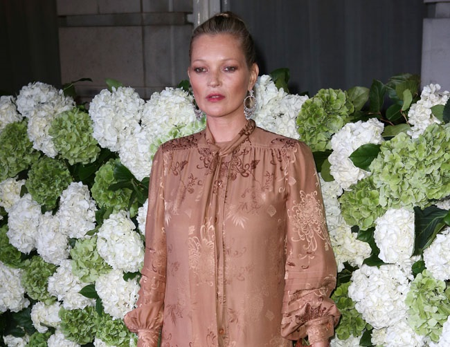 Kate Moss and Nikolai Von Bismark are back together