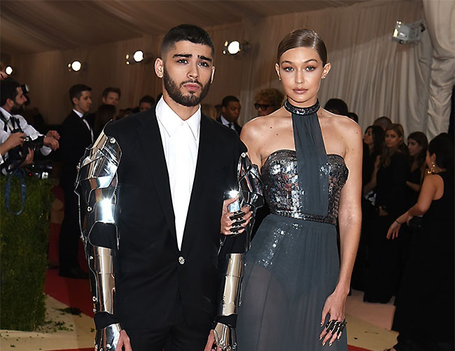 Gigi Hadid says Zayn Malik's solo career has helped him mature