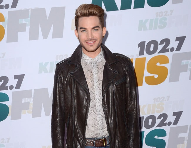 Adam Lambert wants to work with Saara Aalto