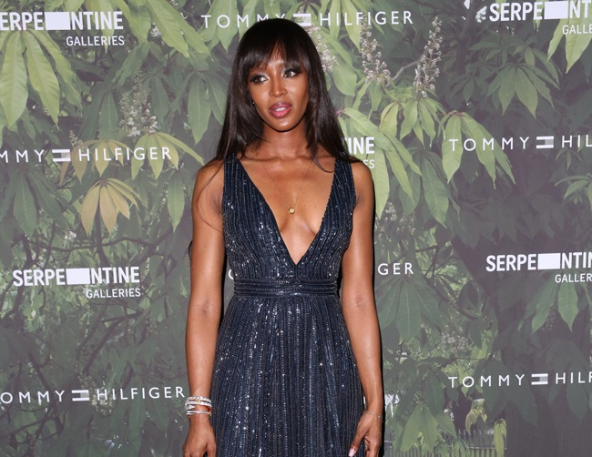Naomi Campbell revealed she was also attacked in Paris