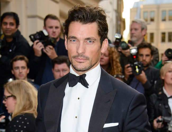 David Gandy: I don't believe in diets