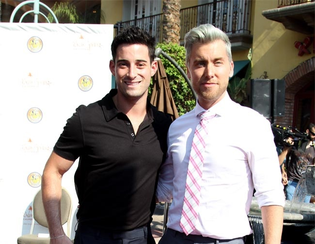 Lance Bass and Michael Turchin want to start a family