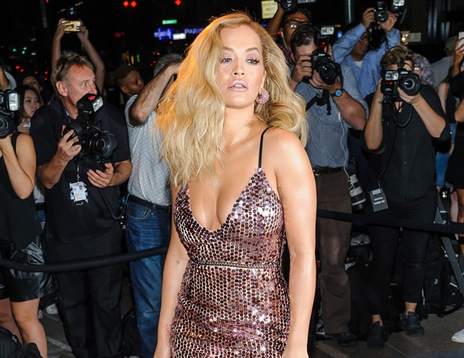 Rita Ora denies affair with Jay Z