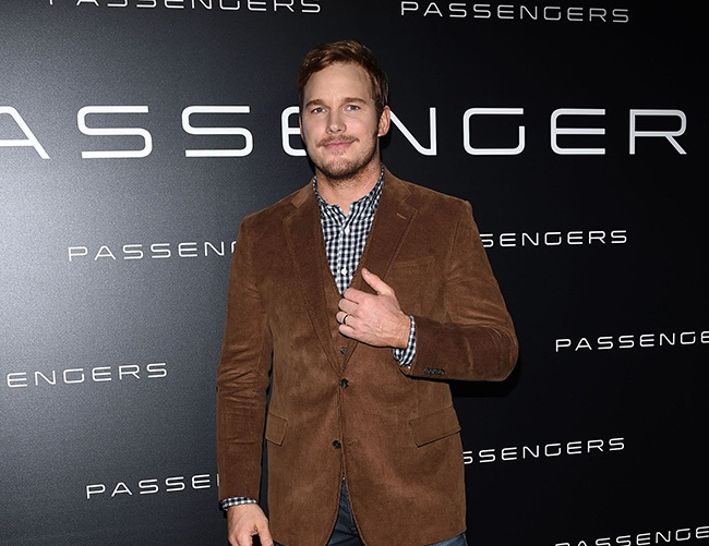 Chris Pratt is taking a break from acting
