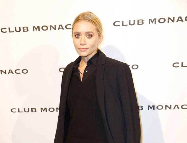 "Ashley Olsen has ""a thing"" for older men"