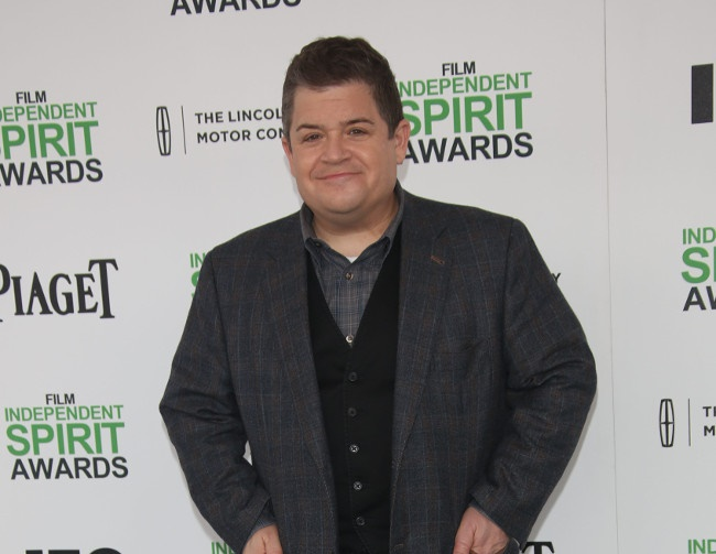Patton Oswalt uses comedy to cope with his wife's death