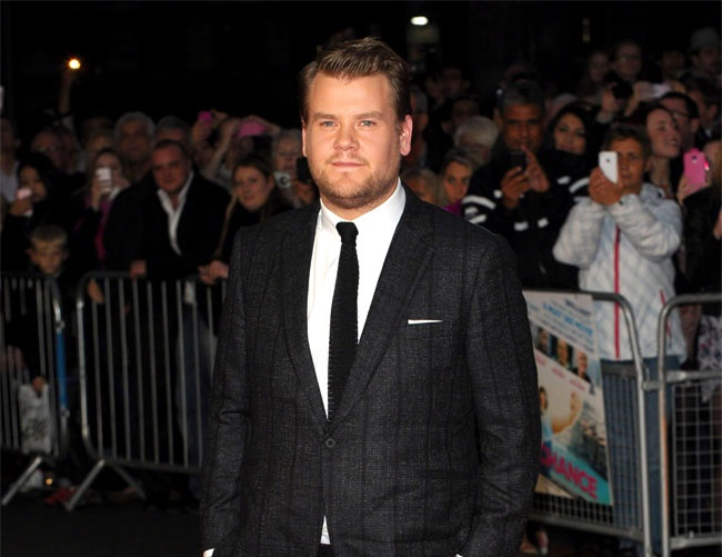 James Corden to host the '2017 Grammy Awards'