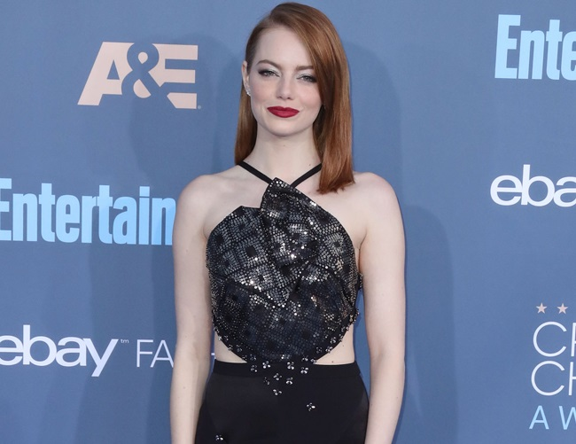 Emma Stone remembers her early years as an actress