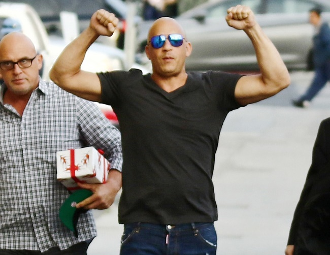 Vin Diesel discusses family and parenthood