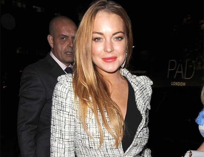 Lindsay Lohan reportedly dating Dennis Papageorgiou