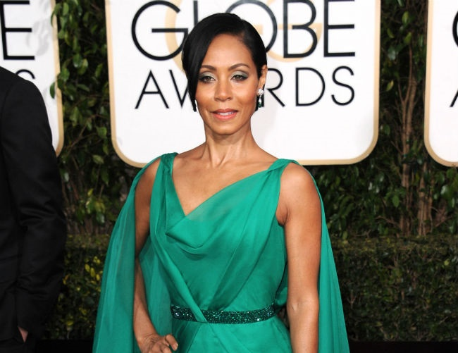 Jada Pinkett Smith is happier than ever. Here's why…