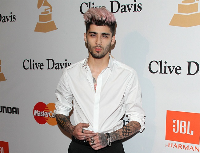 Zayn Malik despises the word 'celebrity'