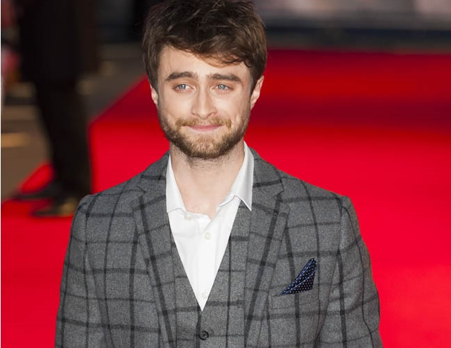 Daniel Radcliffe has a death wish