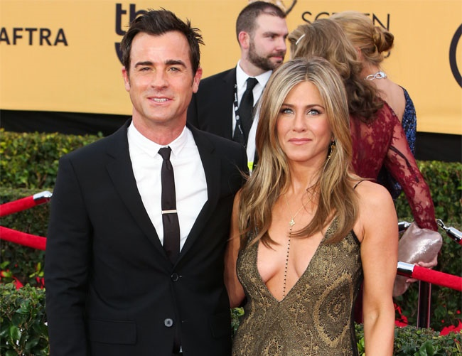 Justin Theroux praises Jennifer Aniston