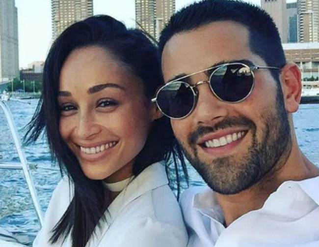 Jesse Metcalfe and Cara Santana are engaged
