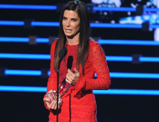 Sandra Bullock is open to marriage again