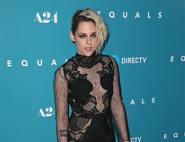 Kristen Stewart doesn't dwell on her movie roles