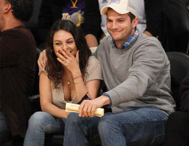 Mila Kunis is expecting a baby boy
