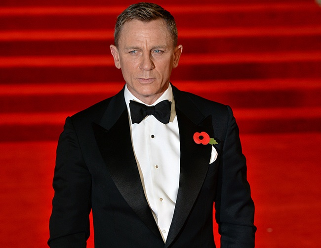 Daniel Craig says playing James Bond was the best job in the world