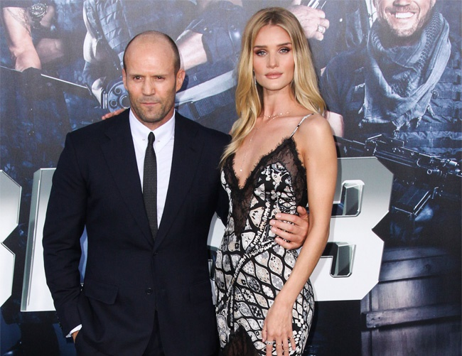 Jason Statham wants to learn three new languages