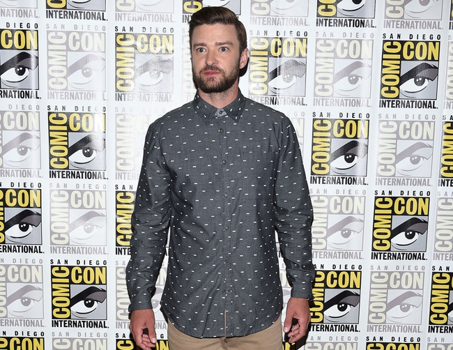 Justin Timberlake released a new movie, and he's pretty nervous…