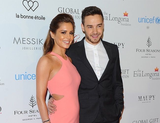 Liam Payne and Cheryl Fernandez-Versini are crazy about each other