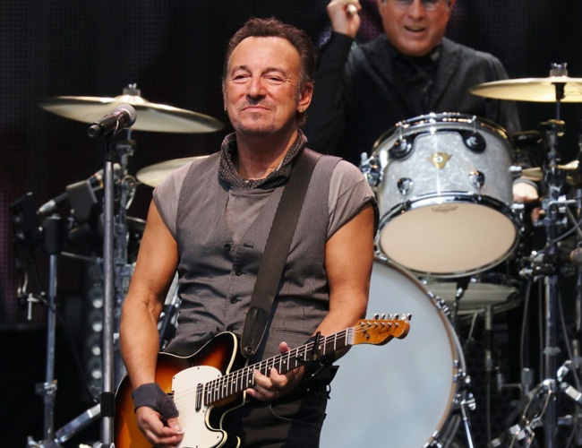 Bruce Springsteen remembers the late Prince