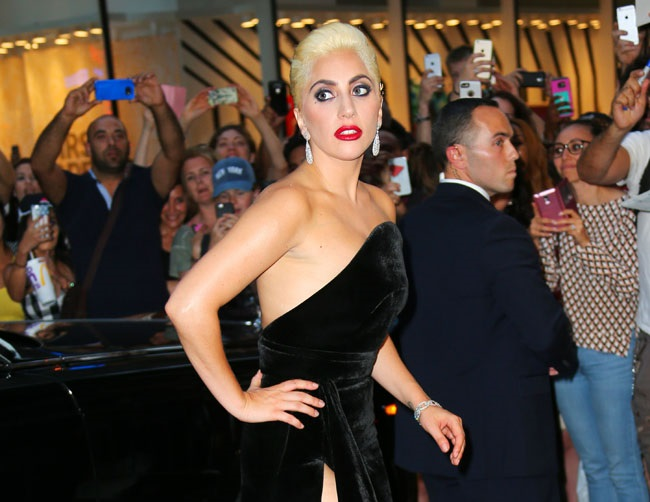 Lady Gaga says fame can be toxic
