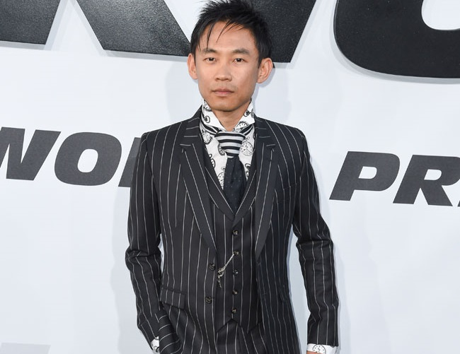 James Wan talks 'Aquaman' movie