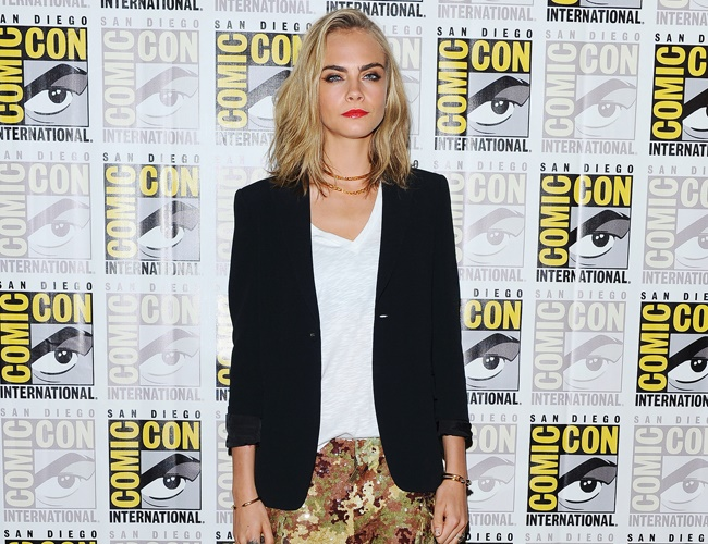"Cara Delevingne is ""obsessed"" with Heloise Letissier"