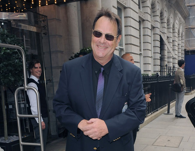 Dan Aykroyd hates the Internet