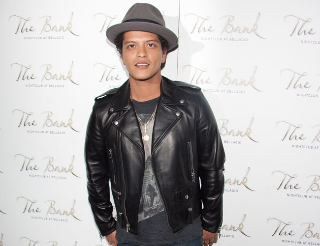Bruno Mars says failure only made him stronger