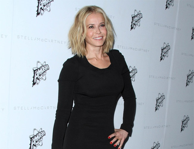 Chelsea Handler acknowledges her shortcomings