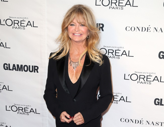 Goldie Hawn wanted to be a dance instructor